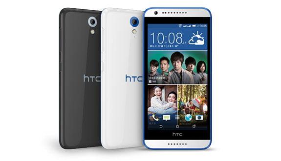HTC Desire 620 Resmen Duyuruldu