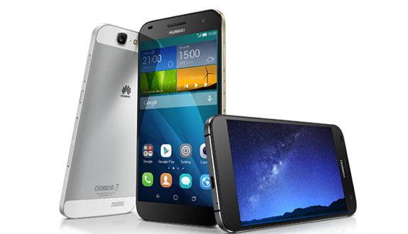 Huawei Ascend G7 Ön İnceleme