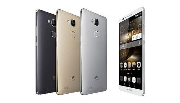 Huawei Ascend Mate7 Ön İnceleme
