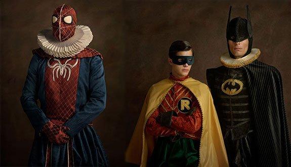 Süper Kahramanlar Victoria Döneminde
