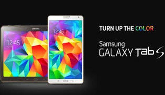 Samsung Galaxy Tab 5 Gün Yüzüne Çıktı