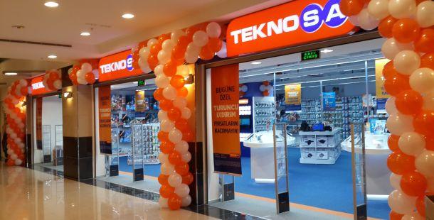 TeknoSA'dan İki Yeni Mağaza