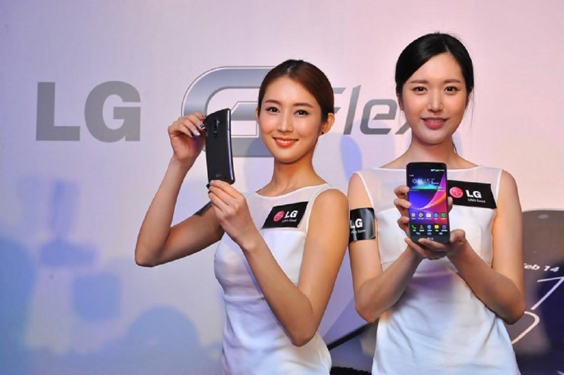 LG G Flex 2'nin Satış Tarihi Belli Oldu
