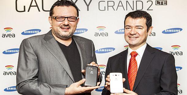 Avea ve Samsung'dan Müthiş İşbirliği