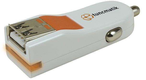 Tunçmatik 'den Araç İçi Şarj Cihazı