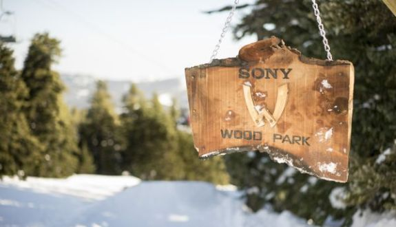 Bir Aksiyon Parkuru: Sony WoodPark