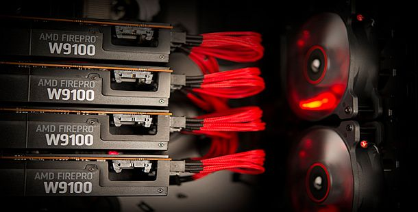 AMD Canavarı Yarattı: AMD FirePro W9100 İnceleme Altında