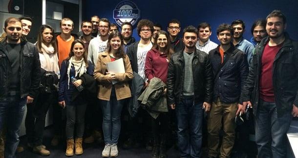 Turkcell Superonline 'dan Gençlere Destek