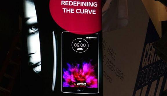 Görücüye Çıkma Sırası LG G Flex 2'de