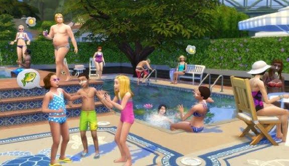 The Sims 4 Ücretsiz!