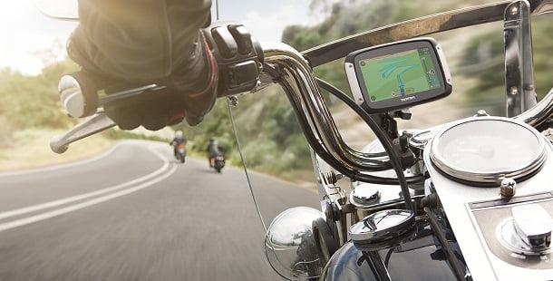 Motosiklet Sürücüleri İçin TomTom Rider