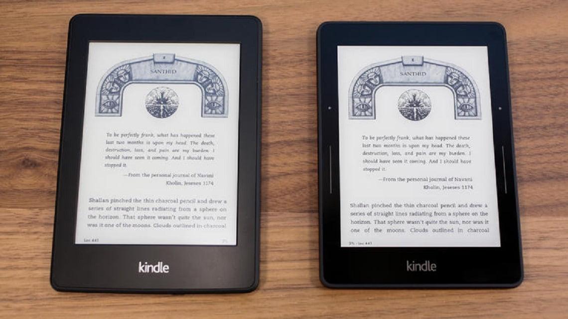 Amazon Kindle'lara Güncelleştirme Geldi