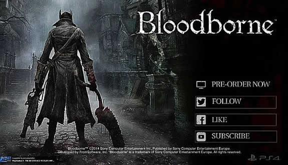 Bloodborne'den 18 Dakikalık Video!