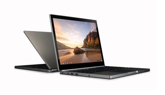 Chromebook Pixel 2 Yakında Piyasaya Sürülecek