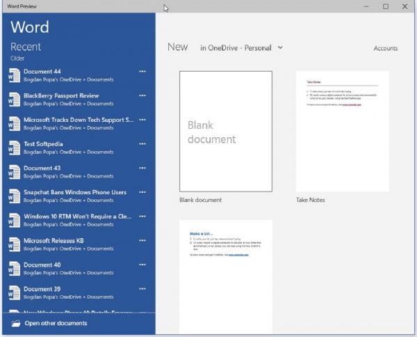 Как создать текстовый документ в виндовс 81