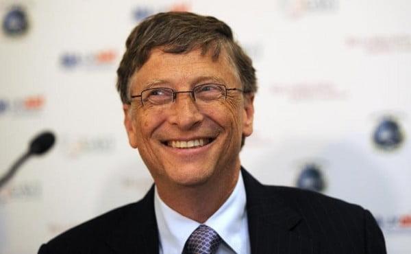 Bill Gates Robotlardan Ümitli