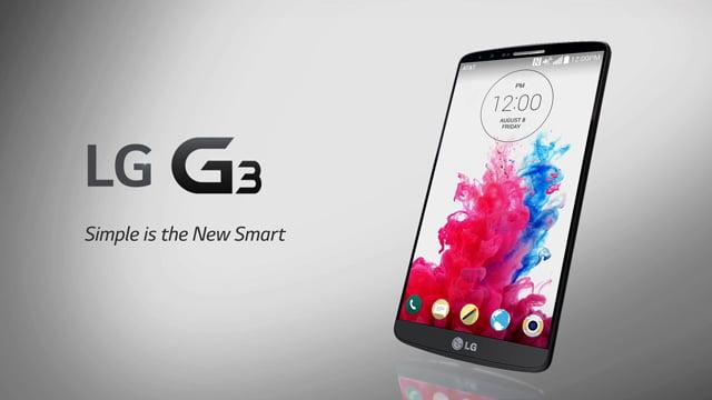 Android 5.0'li LG G3 Ortaya Çıktı