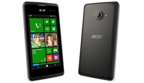 Acer Liquid M220 Resmi Olarak Tanıtıldı