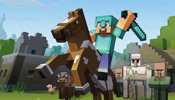 Dünya Basınında Minecraft Yasağı!