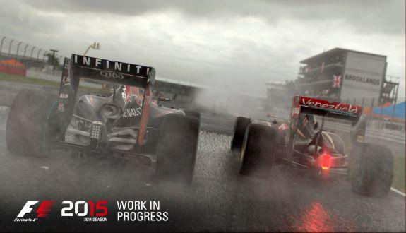 F1 2015'in Çıkış Tarihi Belli Oldu