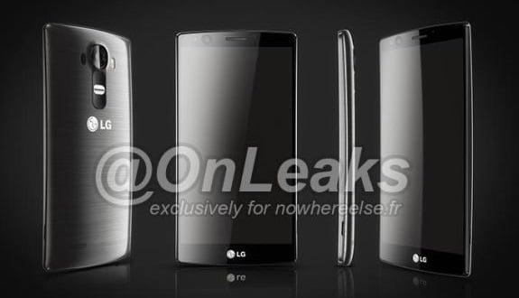 LG G Note Metal Gövdeli Olabilir