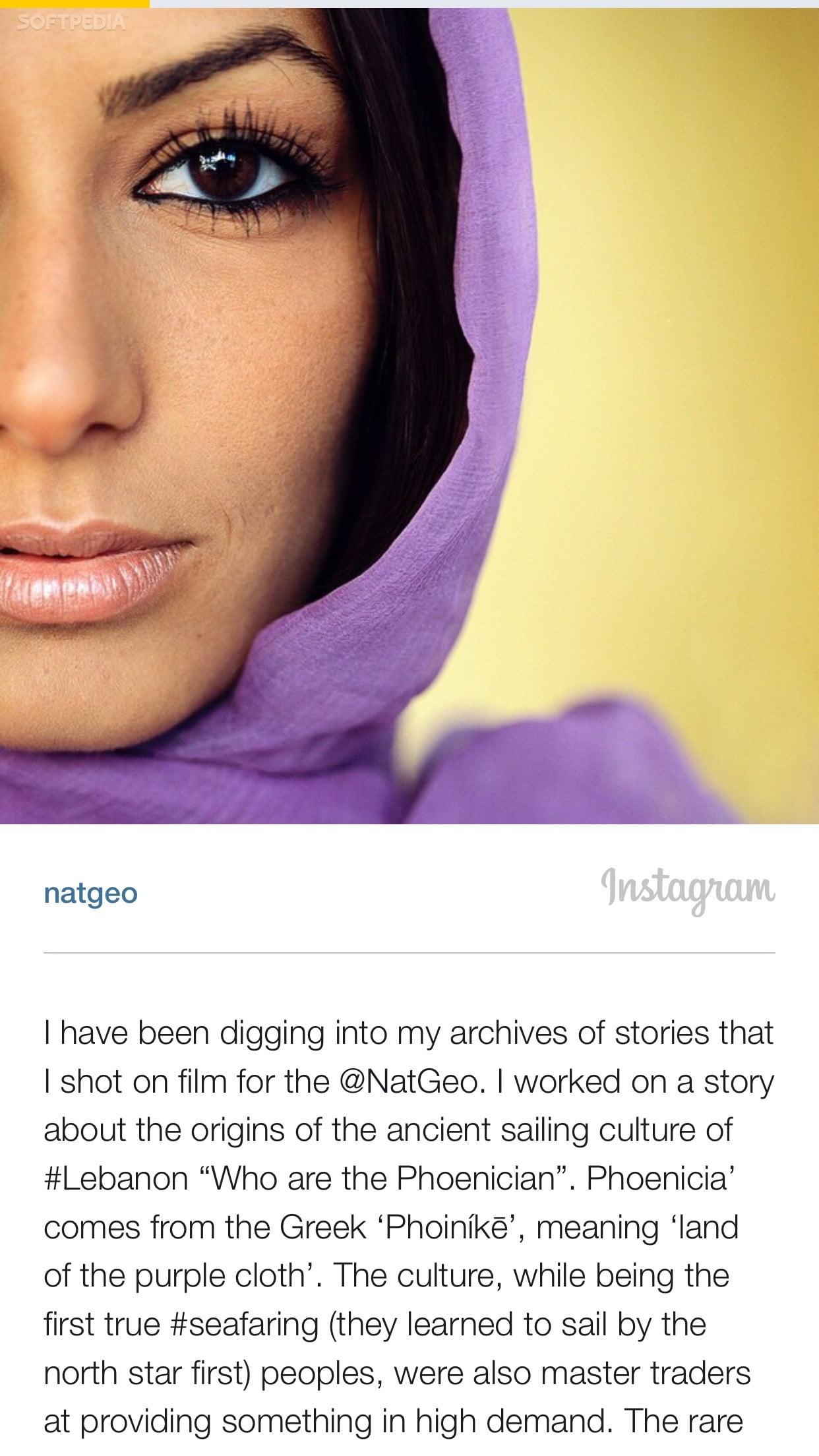 National Geographic iPhone'a Çıkarma Yapıyor