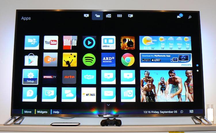 Philips Android TV Geliyor