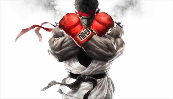 Street Fighter V, 2016'da Çıkacak!