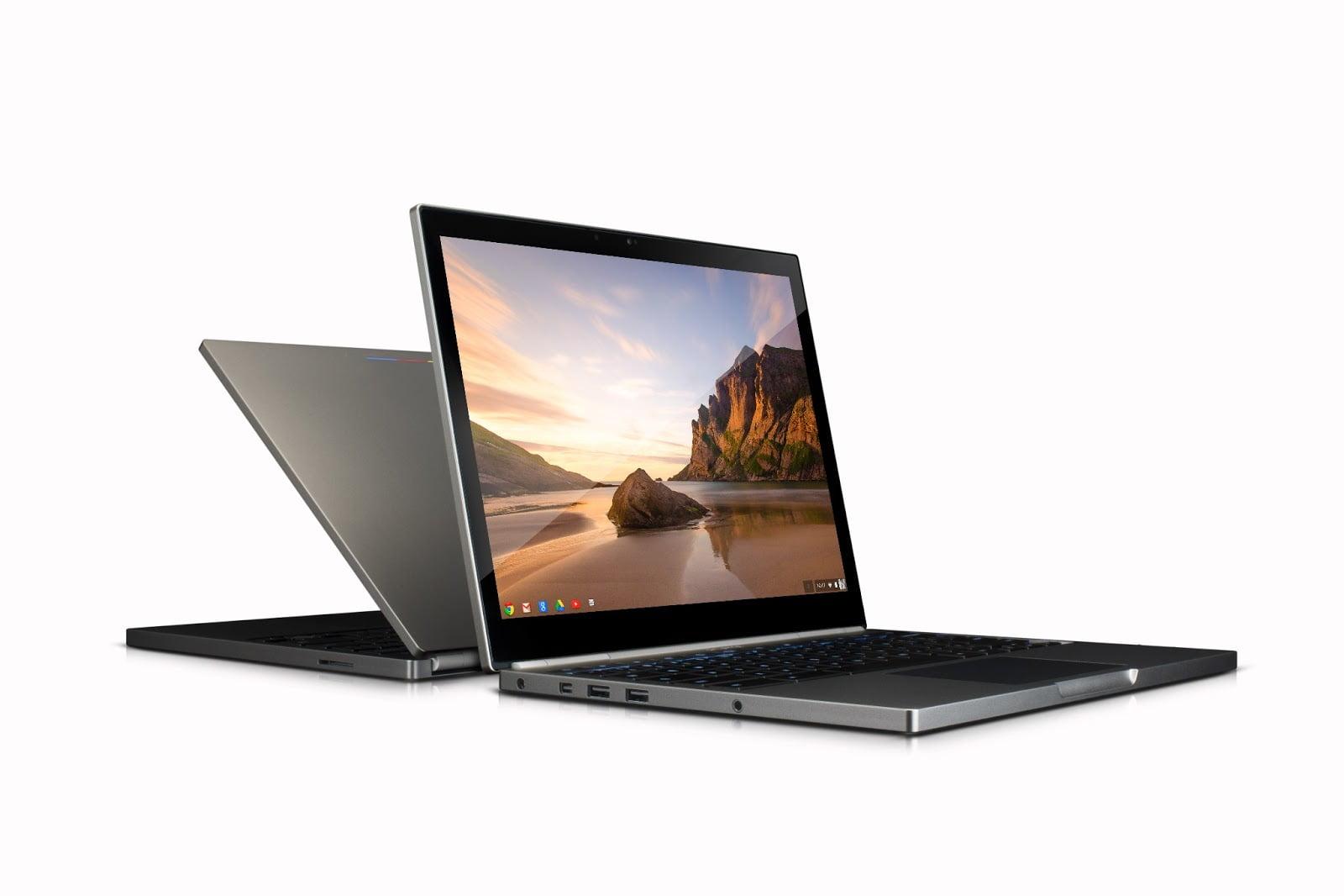 Chrome Pixel devrim yaşatacak