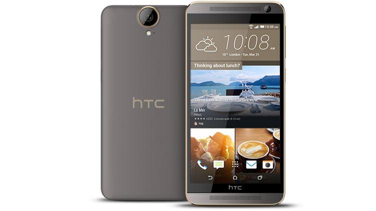 HTC One E9+'ya Az Bir Zaman Kaldı
