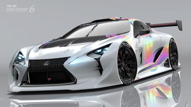 Gran Turismo 6'dan Güncelleme