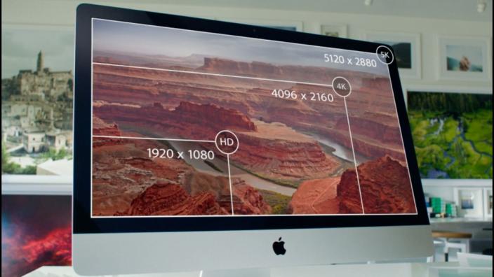 8K iMac Geliyor!