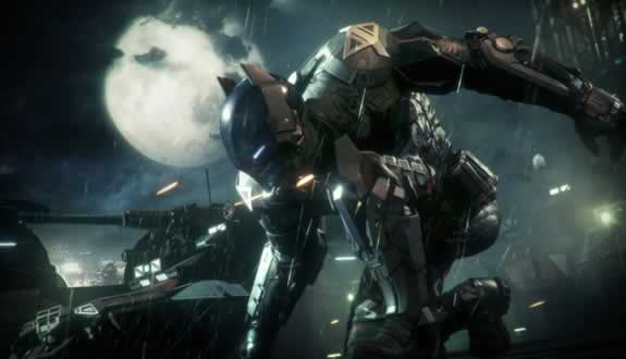 Batman: Arkham Knight'ın Fragmanı Sızdırıldı!