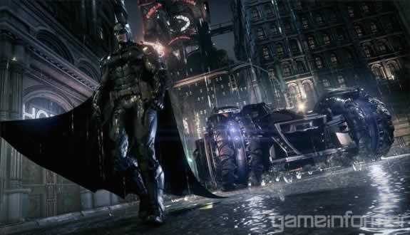Batman: Arkham Knight'ın Sistem Gereksinimleri!