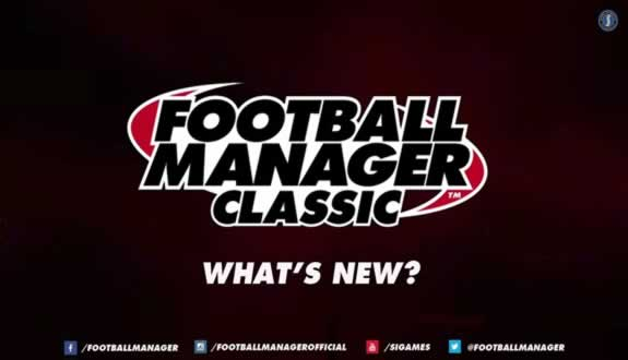 Football Manager Classic 15 Duyuruldu!