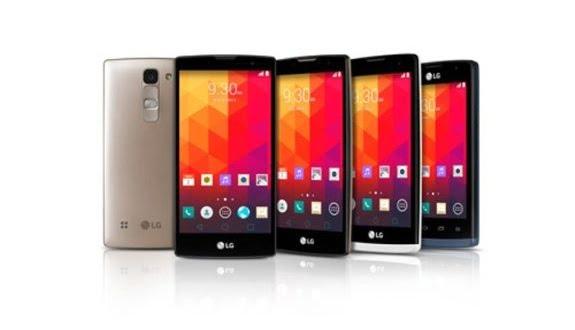 LG Electronics Dört Yeni Telefonunu Piyasaya Sürdü