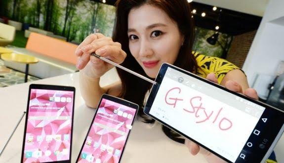 LG G Stylo Resmi Olarak Tanıtıldı