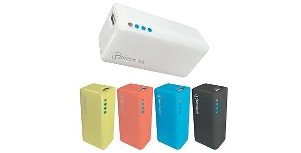 Akıllı Telefonlara Yeni Şarj: Minicharge 2000 Powerbank
