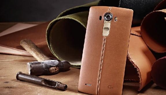 LG G4'ün Tanıtım Videosu Yayınlandı