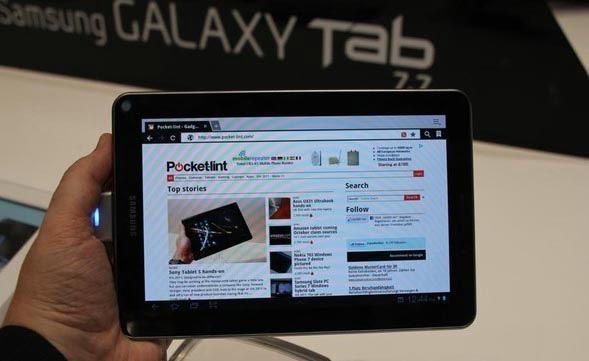 Samsung'un Tarayıcısı Dikkat Çekecek