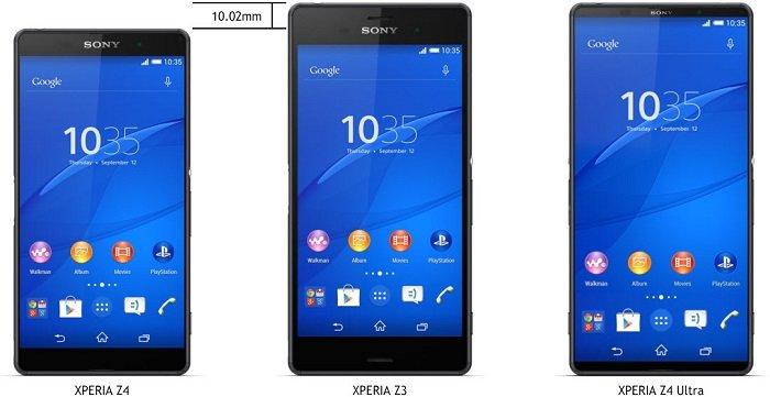 Aranılan Sony Xperia Z4 Bu Mudur?