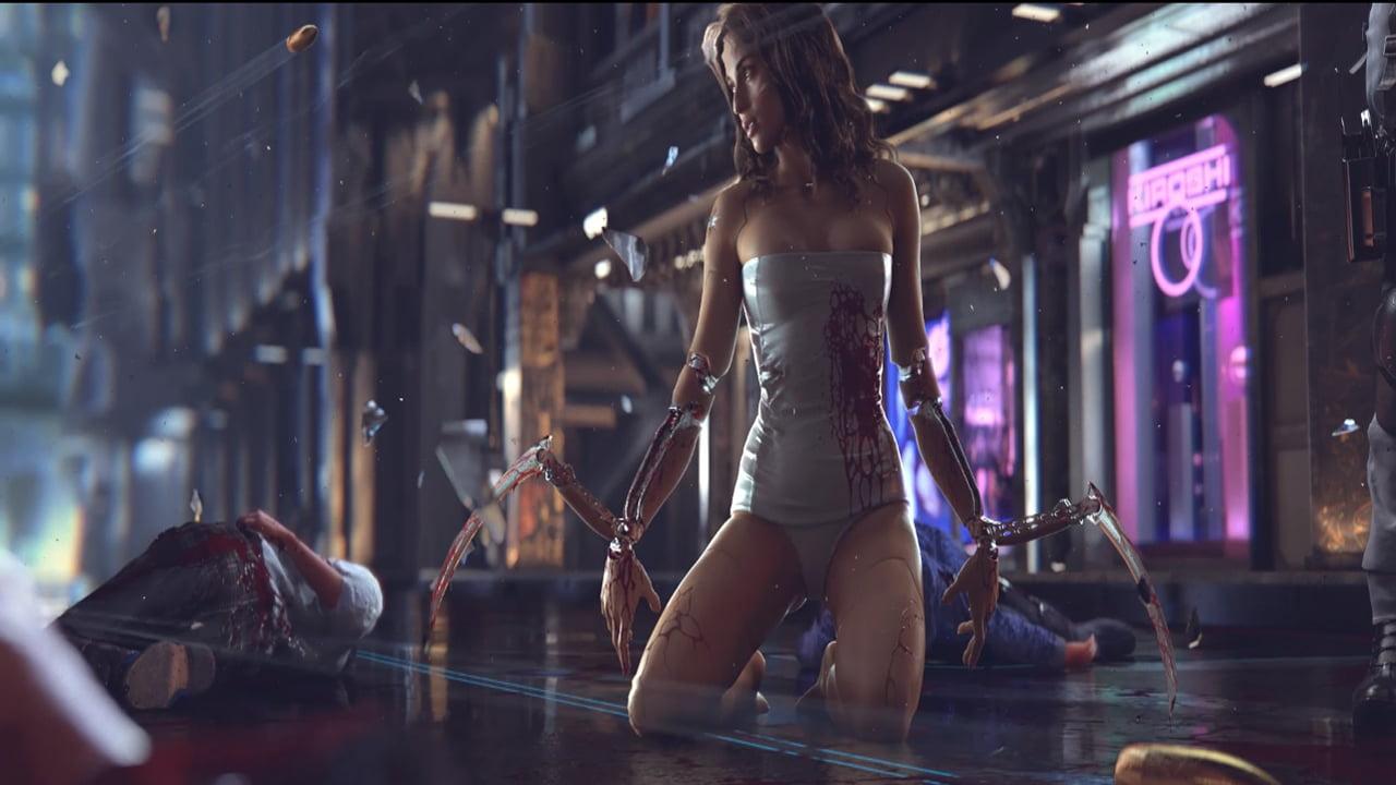Witcher 3'ün Yapımcısından Cyberpunk 2077!