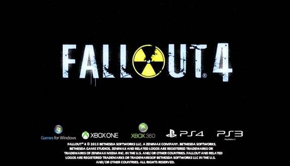 Fallout 4, Özel Gösterim ile Tanıtılacak!