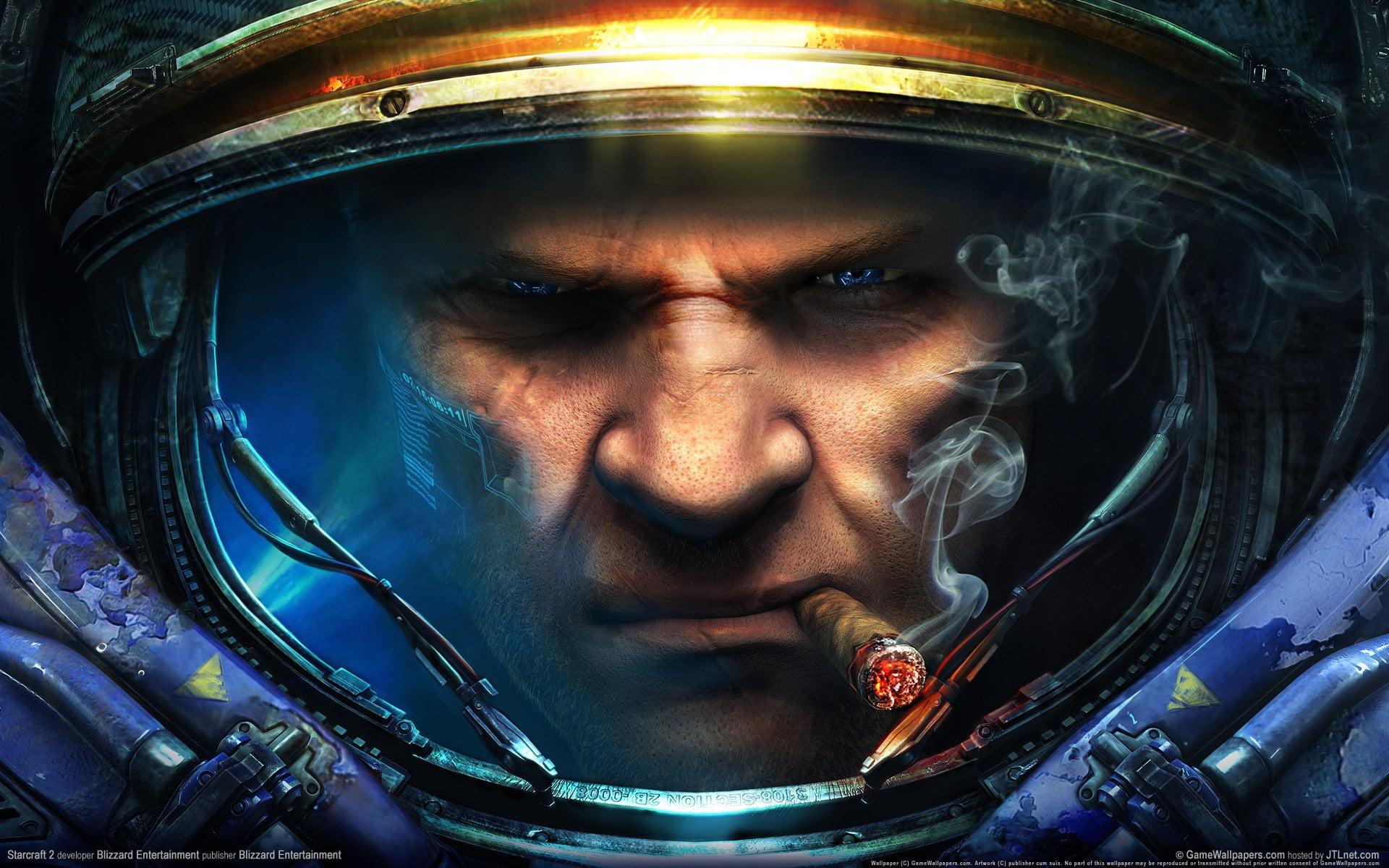 Blizzard oyun karakterlerine sigarayı bıraktırdı