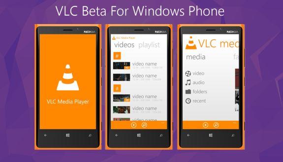 VLC Windows Phone'da Yoğun İlgiyle Karşılandı