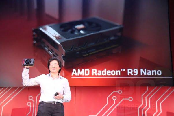 AMD Radeon R9 Nano Görücüye Çıktı