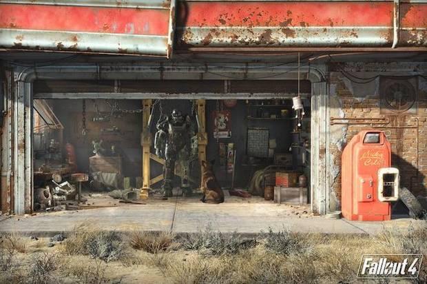 Bethesda Fallout 4'ü Duyurdu! İşte Detaylar ve Video