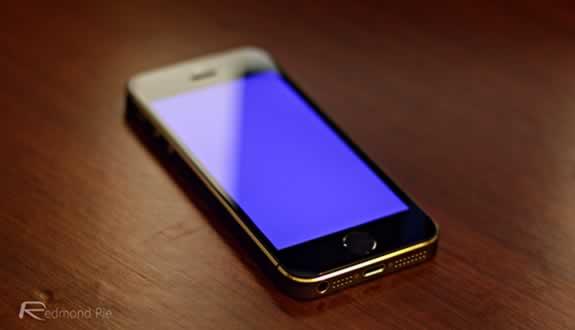 iPhone'larda Mavi Ekran Şoku!