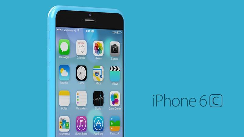 iPhone 6c Böyle Mi Gözükecek?