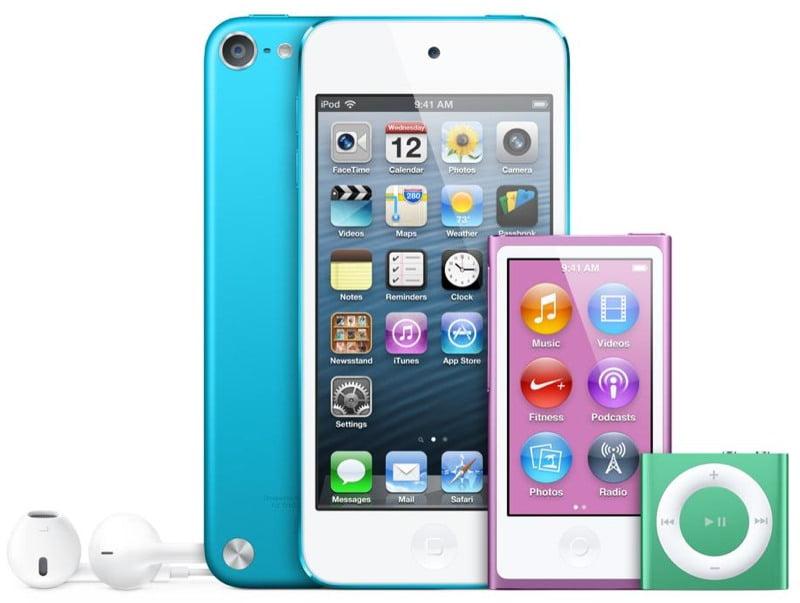 Купить копию mp4плеера ipod nano копию айпод нано по